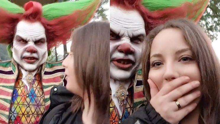 Ophef over typische Eddie de Clown opmerking