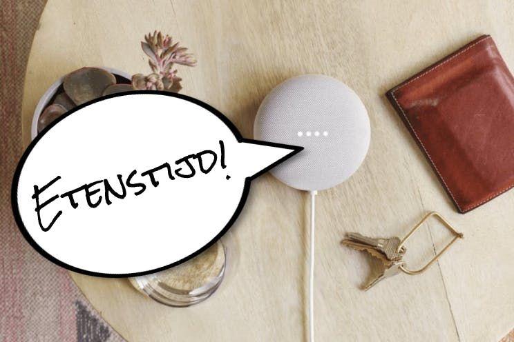 Zo laat je smart speakers een bericht omroepen doorheen je huis