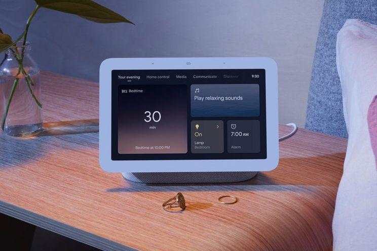 Google Nest Hub 2 nu te koop in België: dit moet je weten