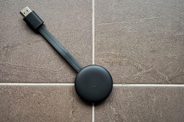Chromecast V3 review: maak van elke tv een 'smart tv'