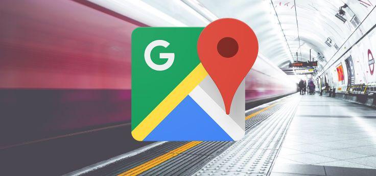 Advertenties in Google Maps ontdekt