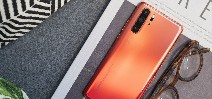 Vernieuwde Huawei P30 Pro: Android 10, nieuwe kleuren en camera-opties