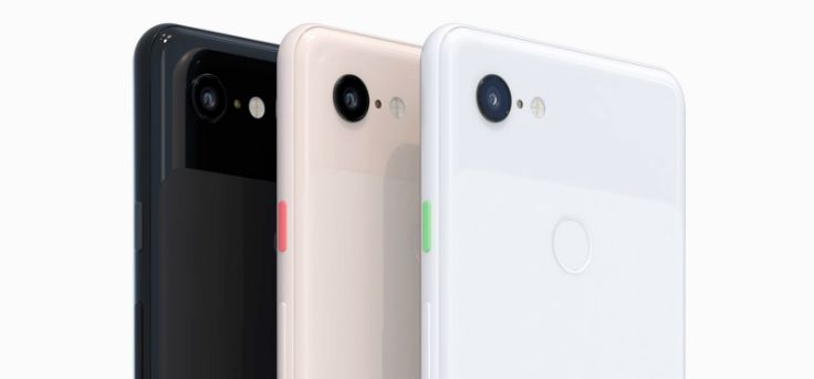 Google Pixel 3 (XL) in de Duitse Google Store 250 euro in prijs gezakt