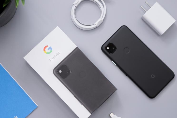'Google lanceert Pixel 5a op 26 augustus voor 450 dollar'