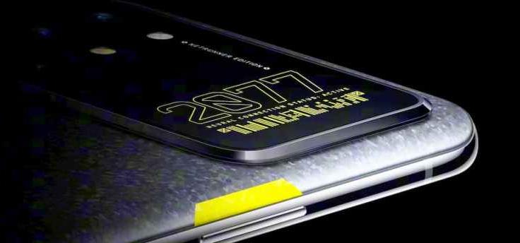 OnePlus 8T krijgt speciale Cyberpunk 2077-editie ter ere van de game