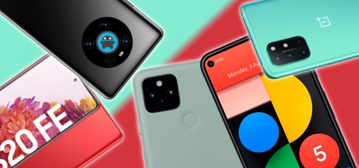AW Poll: OnePlus, Google en Xiaomi-telefoons zijn de najaar-toppers