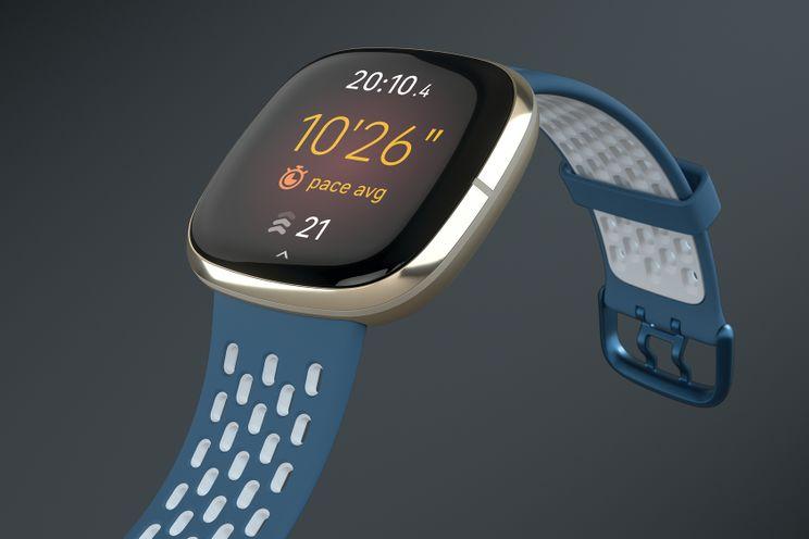 Aanbieding: Fitbit fitnesstrackers en smartwatches met korting