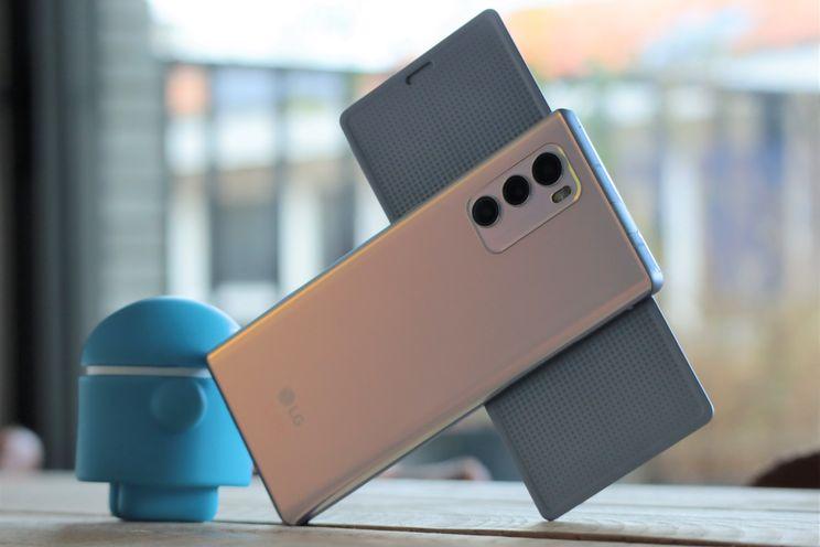 'LG: het opdoeken van de smartphonetak is niet aan de orde'