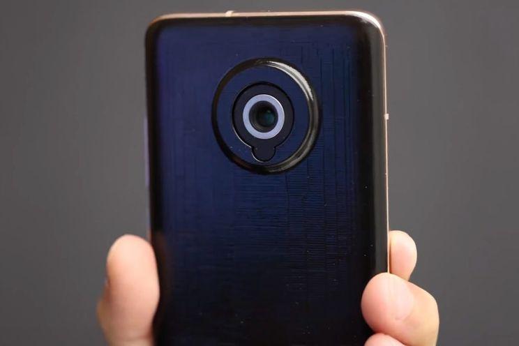 Xiaomi experimenteert met uitschuifbare zoomcamera voor telefoons