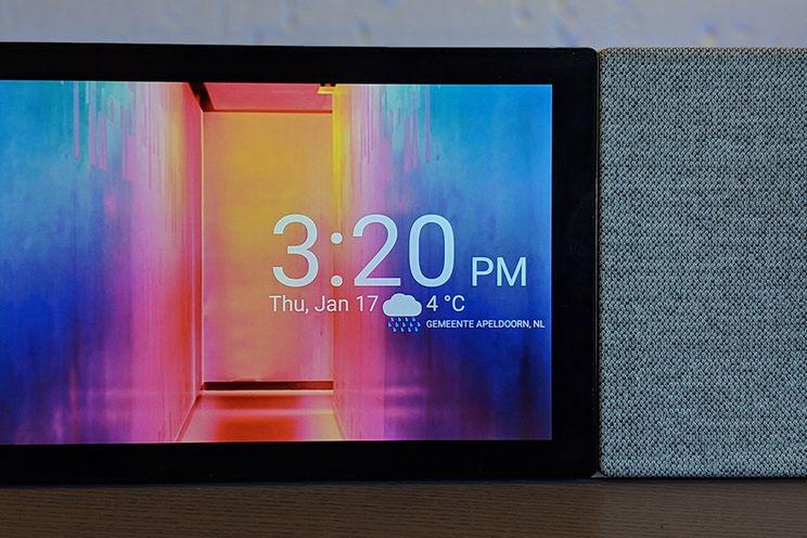 Archos Hello 7 review: een tabletspeaker die eigenlijk een smart display wilde zijn