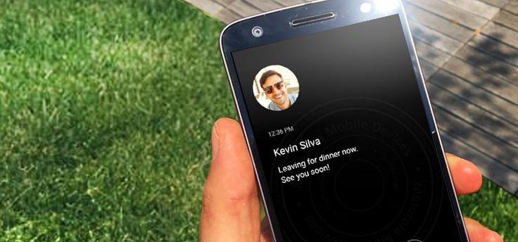 Motorola beschuldigt Samsung van 'stelen' functie always on-display