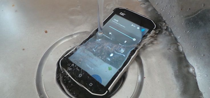 Review CAT S40: robuuste 'budget'-telefoon met fors prijskaartje