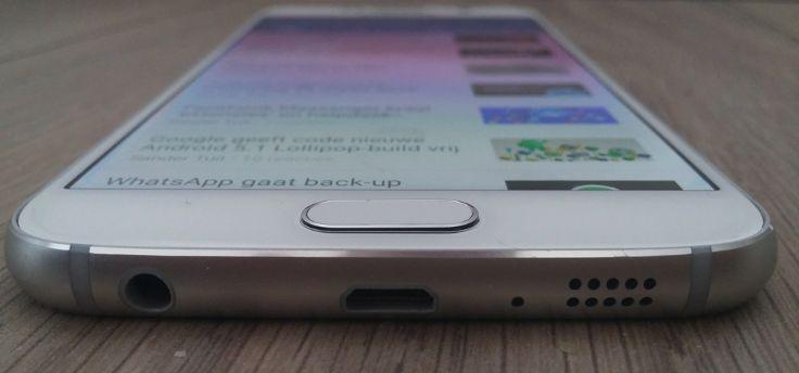 Review Samsung Galaxy S6: Android op zijn best