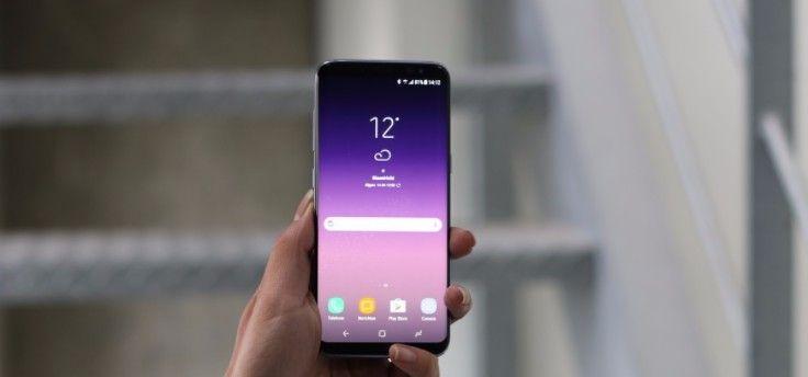 Review Samsung Galaxy S8: Samsung gaat tot het randje