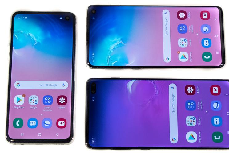 Samsung Galaxy S10 eerste indrukken: topprestaties komen met een prijs