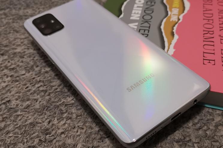 Samsung Galaxy A71: dit zijn de plus- en minpunten