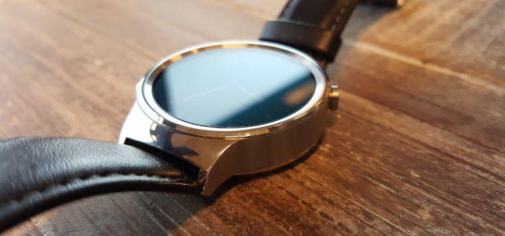 Review: Huawei Watch definieert stijl voor smartwatches