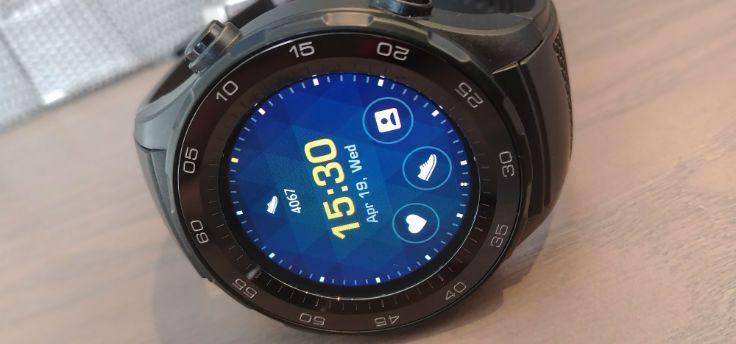 Review: Huawei Watch 2 heeft alle specs in huis maar geen wow-factor
