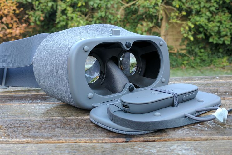 Review Google Daydream View: hippe virtual reality-bril met intuïtieve bediening