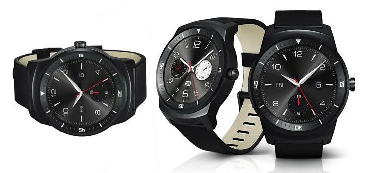 'LG G Watch R krijgt WiFi-ondersteuning in nieuwe, losse update' [update]