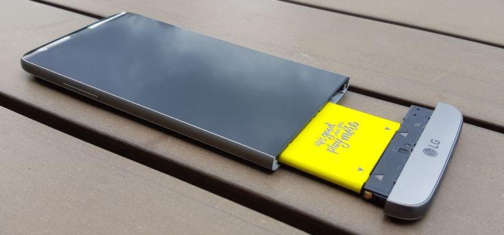 Gerucht: LG G5 krijgt in november Android 7.0 Nougat-update
