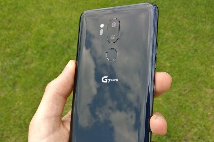 Review LG G7 ThinQ: slim, snel en shiny