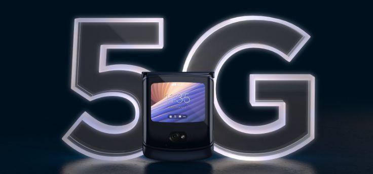Motorola Razr 5G officieel: compacte vouwbare telefoon met 5G