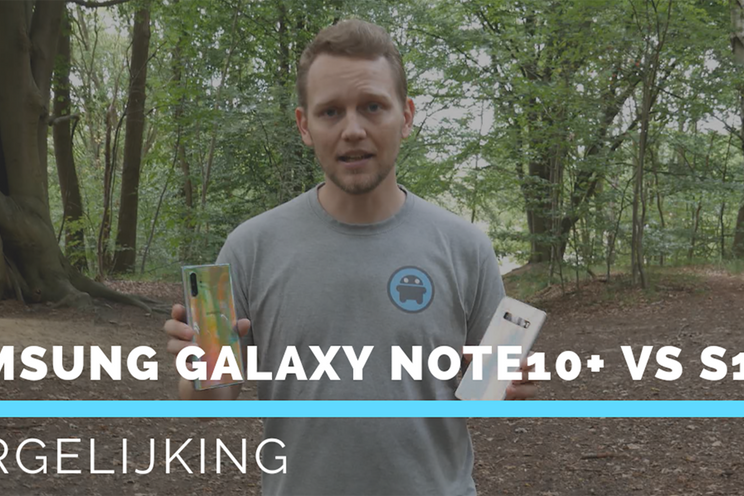 [video] Samsung Galaxy Note 10+ vs S10+: dit zijn de verschillen