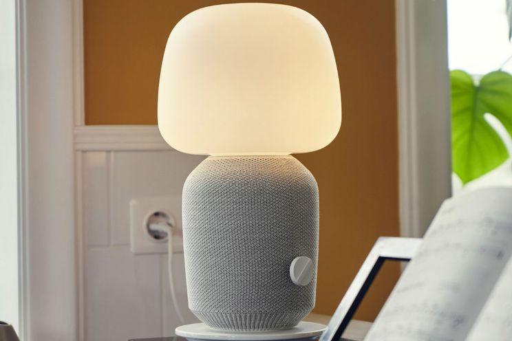 IKEA SYMFONISK review: samensmelting van licht en geluid