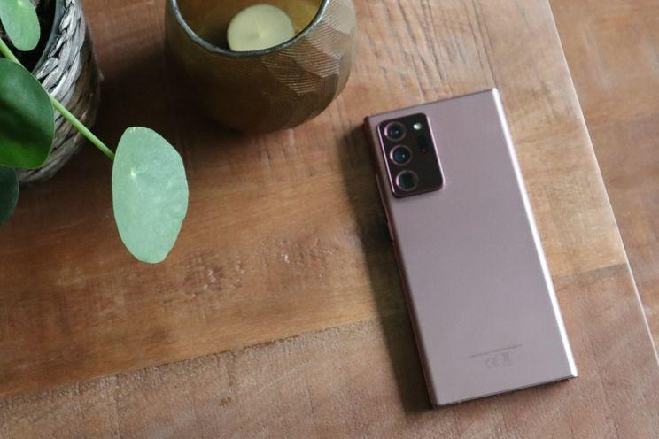Samsung Galaxy Note 20 Ultra review: meer van het beste