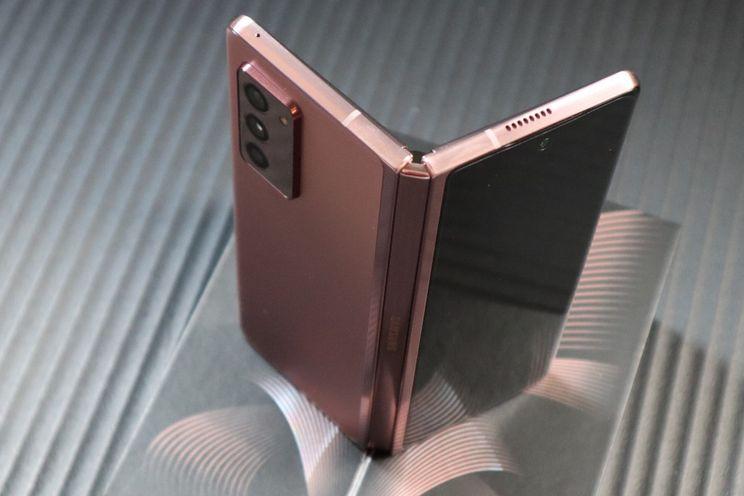 Samsung Galaxy Z Fold 2 eerste indrukken: van prototype naar volwassen telefoon