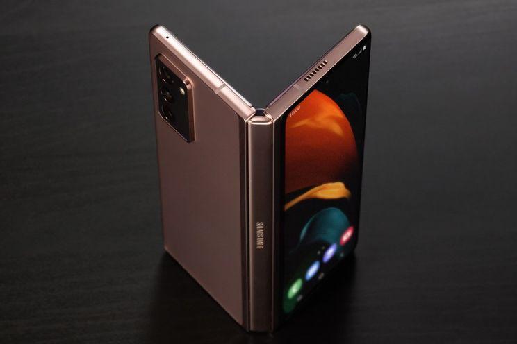 Samsung Galaxy Z Fold 2 review: de meest complete vouwbare telefoon
