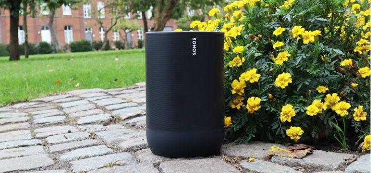 Sonos Move review: slimme bluetooth-speaker met topgeluid