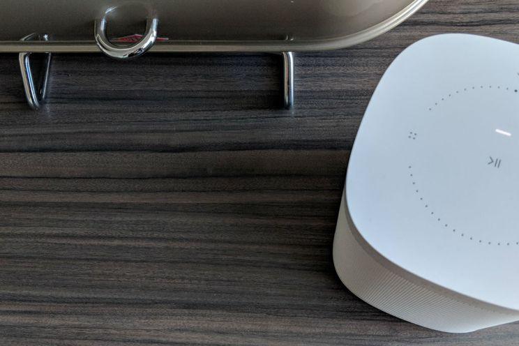 Sonos One review: slimme speaker met stembediening moet nog slim worden