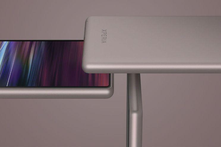 Sony toonde dit experimentele 5G-toestel op het MWC