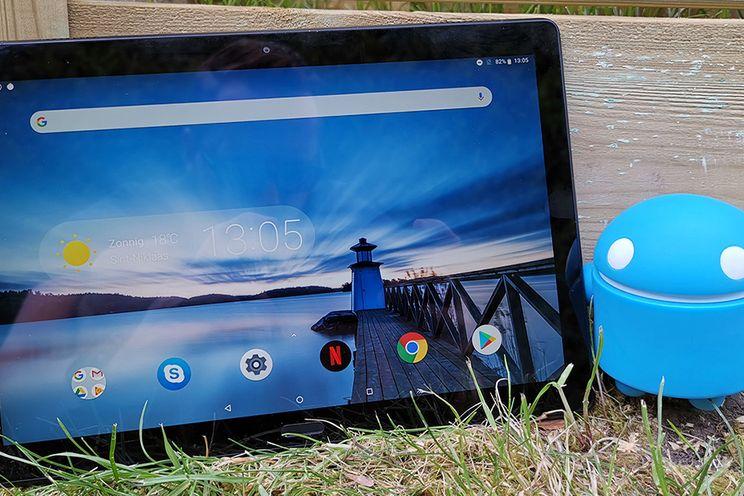 Lenovo Tab P10 review: kwetsbare Androidtablet voor een zachte prijs