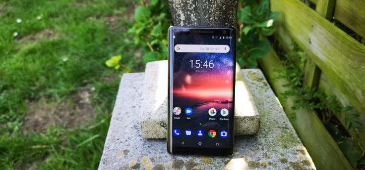 Eerste indrukken Nokia 8 Sirocco: het toestel dat eigenlijk niet gemaakt zou worden