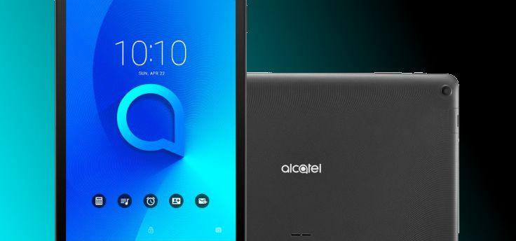 Alcatel kondigt twee ultra-goedkope tablets met Android 8.1 Oreo aan