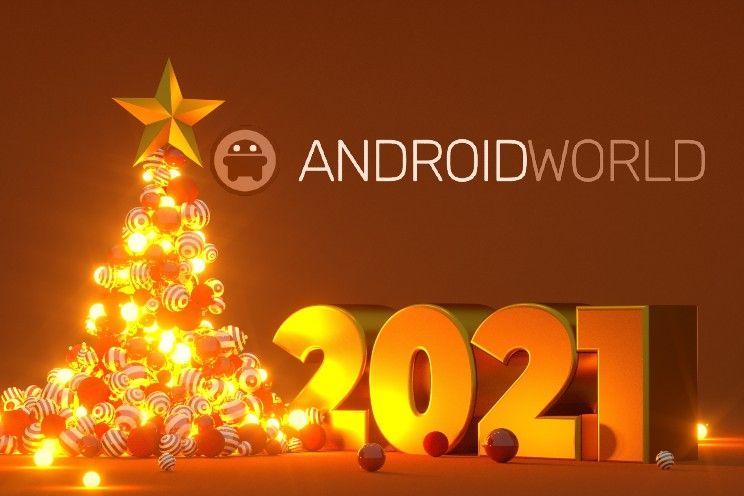 Androidworld wenst iedereen een fantastisch 2021!