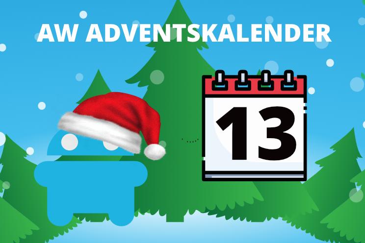 AW Adventskalender dag 13: win de Huawei Watch Fit