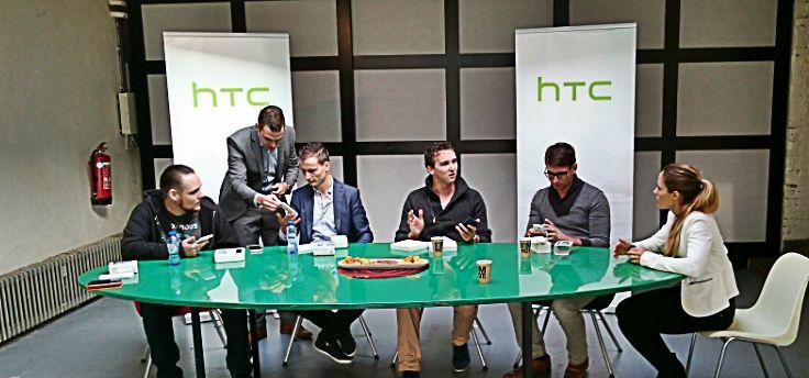 Verslag rondetafelgesprek met HTC en win een HTC Desire 816
