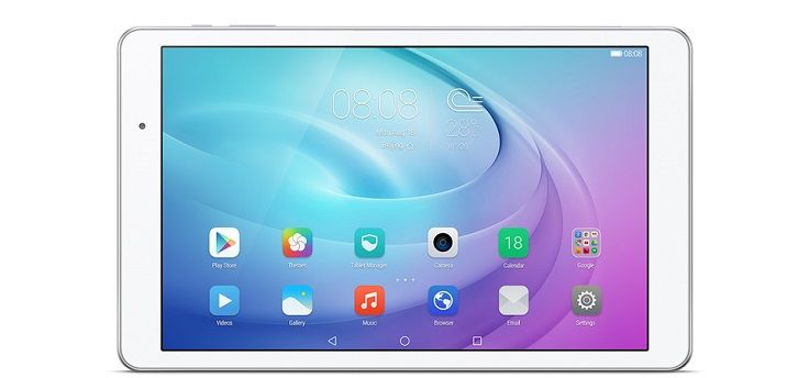 Huawei kondigt MediaPad T2 10.0 Pro aan