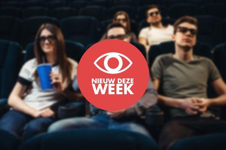 Nieuw deze week op Netflix, Videoland, Ziggo, Film1 en Spotify (week 50)
