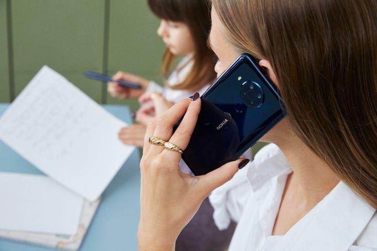 Nokia 5.4 officieel: budgettoestel met 4 camera's en 3 jaar updates