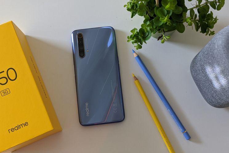 Realme X50 5G review: dit zijn de plus- en minpunten