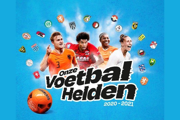 Albert Heijn voetbalplaatjes sparen we dit jaar thuis, zo werkt het
