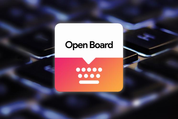 OpenBoard is het toetsenbord dat je privacy respecteert