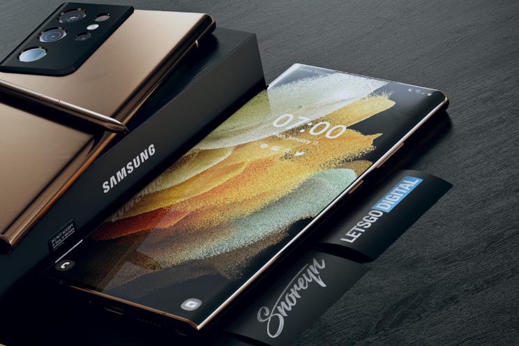 'Zo werkt Samsungs selfiecamera onder het scherm'