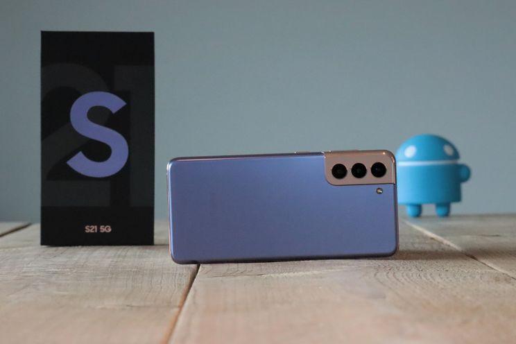 Samsung Galaxy S21: One UI 3.1.1 update bereikt Nederland
