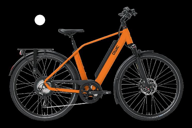 Testrit met een elektrische fiets: QWIC RD11 Performance Series